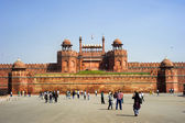 Red Fort — Stock Photo