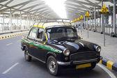 Indian taxi — Stock Photo