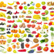 Fruits and vegetable — Stock Photo #10209806