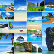 Meer-collage — Stockfoto #10500633