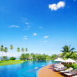Pool in Thailand — Stock Photo #10558074