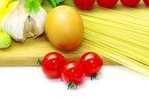 Pâtes aux tomates — Photo