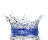 Su sparks — Stok fotoğraf