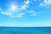 Sea landscape — Stock Photo