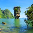 Stock Photo: James Bond Island