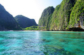 Sea in Krabi Thsiland — Stock Photo