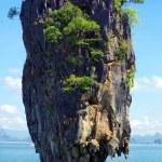 James bond island in thailand — Stock Photo #9462663