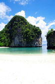 Meer in Krabi — Stockfoto