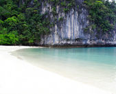Sea in Krabi Thsiland — Foto Stock