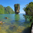 Island, Phang Nga, Thailand - Stock Photo