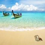 Tropical sea — Stock Photo #9716323