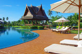 Pool in Thailand — Foto de Stock