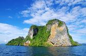 岩石和海 — 图库照片