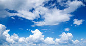 Clouds — Stockfoto