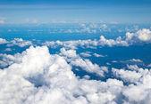 Aerial sky — 图库照片
