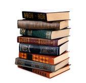 Gamla böcker — Stockfoto