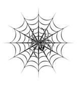 Spider tattoo — Stock Vector