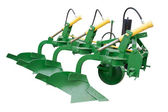 Green plow — Stock Photo