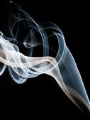 The image of Smoke — Stock Photo