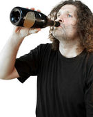 Drunkard — Stock Photo