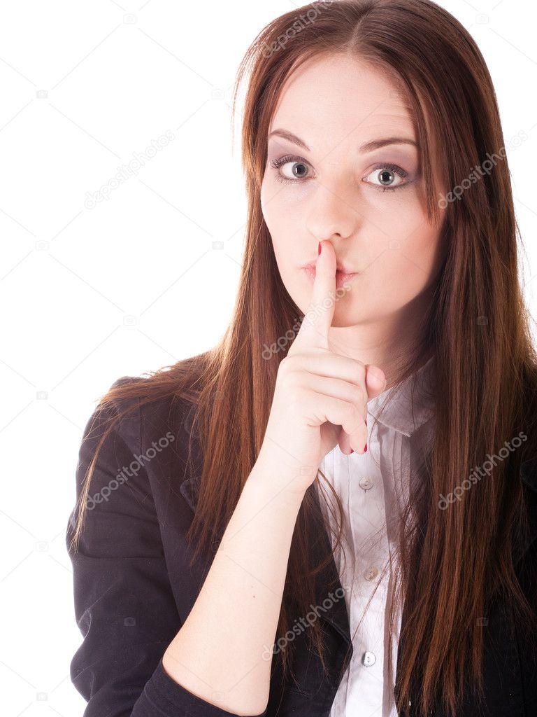 Фото красивых девушек с пальцем во рту 19 фотография