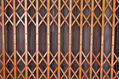 Iron fence — Stock Photo