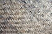 Textura de madera de bambú antiguo — Foto de Stock