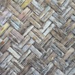 Stock Photo: Olden Bamboo wood texture