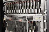 Rackmount equipment — Stock Photo