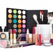 cosmetics — Stock Photo #10536861