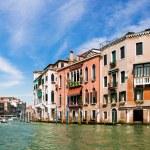 Venice Grand canal, Italy — Stock Photo #10536902