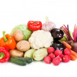 Fresh vegetables — Stock Photo #8128936