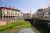 Vicenza, itálie — Stock fotografie