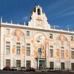Palace of St George, Genova, Italy — Stock Photo #8773482
