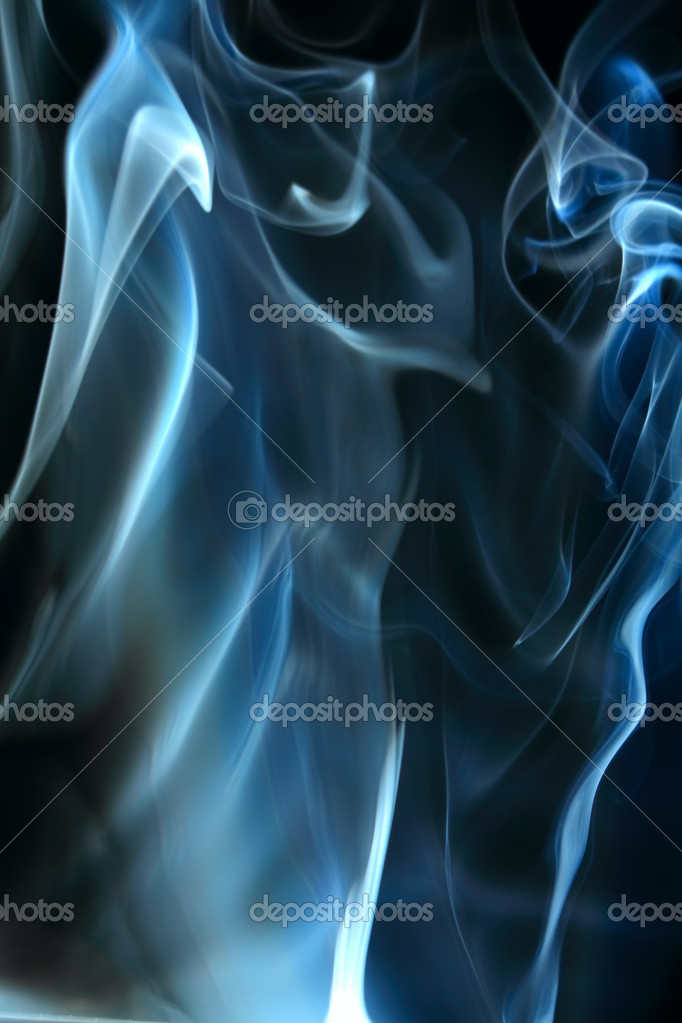 Smoke background for art design or pattern  Stock Photo #10046991