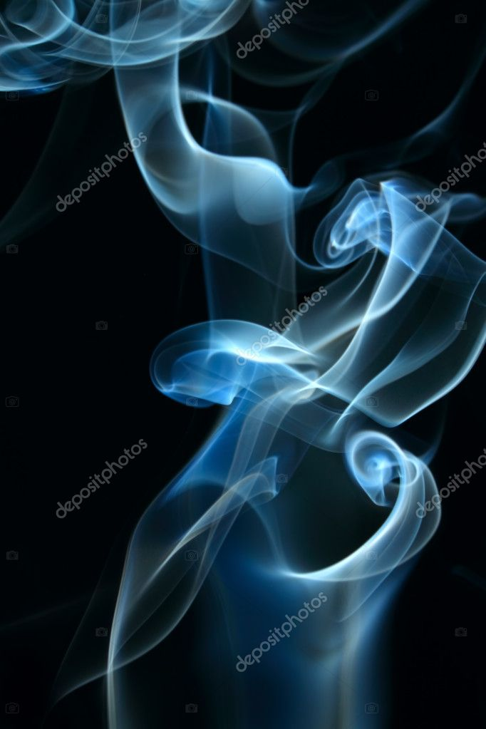 Smoke background for art design or pattern — Stock Photo #10046992