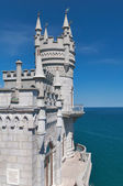Castle Swallow's Nest — Stock Photo