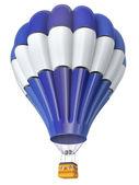 Multi-colored balloon — Stock Photo