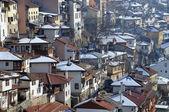 Residential Area of Veliko Tarnovo — Stock Photo
