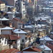 Residential Area of Veliko Tarnovo — Stock Photo