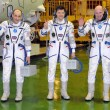 ISS 30 Crewmembers — Stock Photo