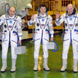 ISS 30 Crewmembers - Stock Photo