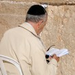 At the Wailing Wall — Stock Photo #9280047