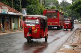 On The Street In Sri Lanka — Stockfoto