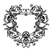 Ornament czarny 69 — Wektor stockowy
