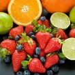 Fruits and berries — Stock Photo #10285683