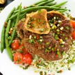 Osso buco — Stock Photo