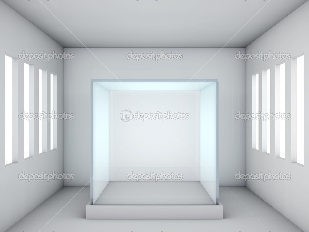 Glass Room Zion Star