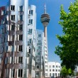 Medienhafen in Dusseldorf — Stock Photo #8313766