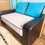 Soft sofa — Stock Photo